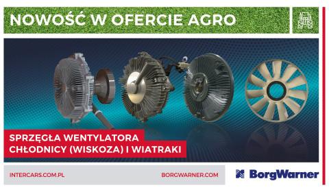 Sprzęgła wiskotyczne od BorgWarner w Inter Cars