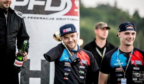 Bartek Ostałowski tuż za podium podczas DMP w Kielcach