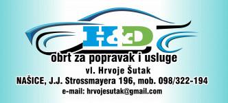 H&D obrt za popravak i usluge