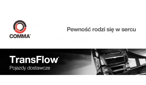 Oleje TransFlow® dla pojazdów dostawczych