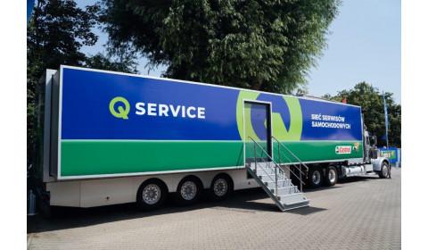 Q Service Castrol nabiera mocy i zapowiada dalszą ekspansję