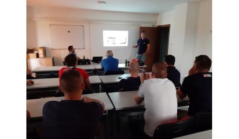 NRF trening
