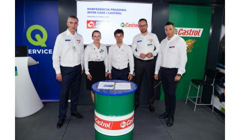 Inter Cars i Castrol zacieśniają współpracę