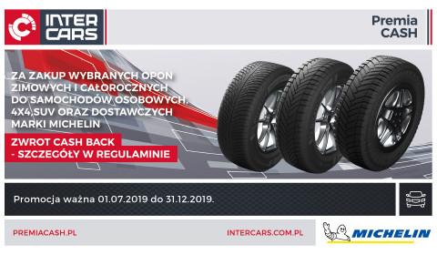 Michelin – Cash Back zima 2019/2020