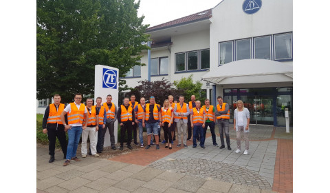 ZF putovanje u Bremen