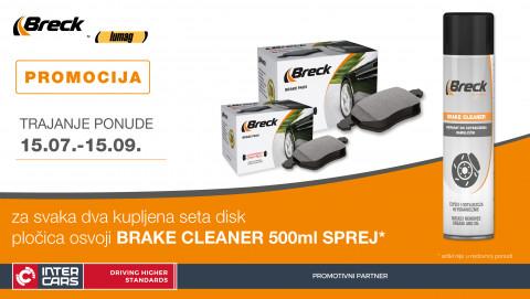 Osvoji Breck brake cleaner sprej
