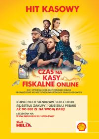 Shell Helix Hit Kasowy