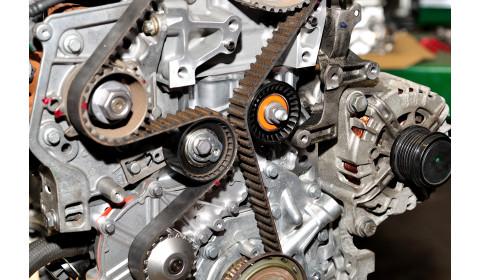 Zamjena razvoda u motoru 2.3 JTD (Fiat Ducato, IVECO Daily)