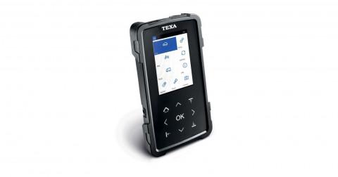 TEXA TPS2 (TPMS) - prietaisas  padangų slėgio jutikliams (CAR + TRUCK + BIKE) aptarnavimui su programine įranga.