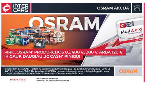 OSRAM akcija