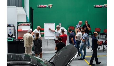 Inter Cars z nowymi szkoleniami dla Q Service Castrol
