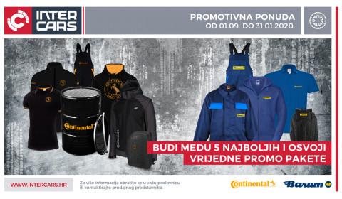 Continental i Barum promotivna ponuda guma