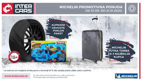 Michelin promotivna ponuda guma