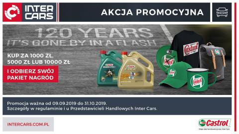 120 lat marki Castrol – nowa promocja od Inter Cars