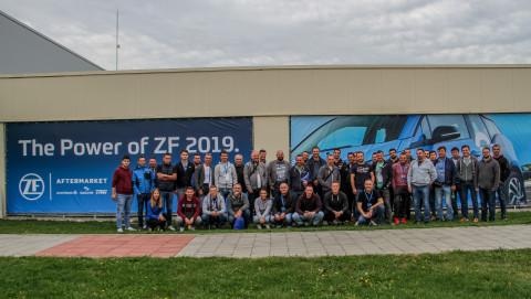 The Power of ZF – Navak 2019