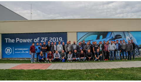 The Power of ZF – Navak 2019