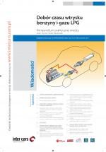 Wiadomości IC nr 40- dodatek (Dobór czasu wtrysku benzyny i gazu LPG)