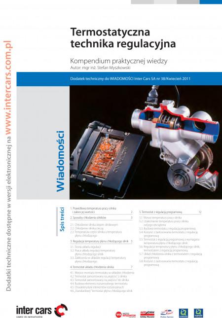 Wiadomości IC nr 38 - dodatek (Termostatyczna technika regulacyjna)