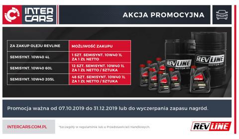 Nowa promocja Revline w Inter Cars