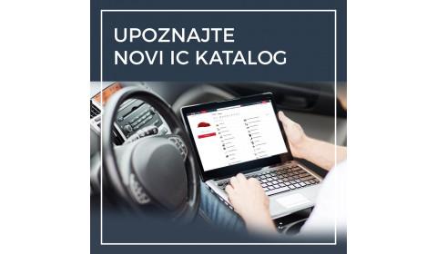 Upoznajte novi IC web katalog