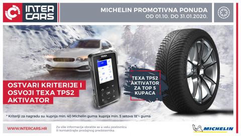 Michelin promotivna ponuda - osvoji TPS2 uređaj