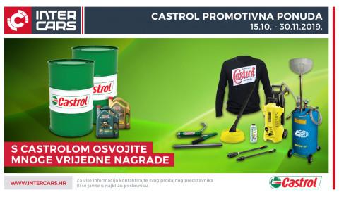 Promotivna ponuda - Castrol - vrijedne nagrade