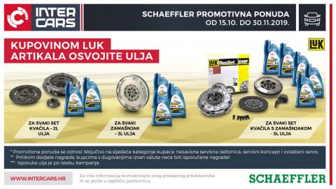 Promotivna ponuda - SCHAEFFLER - LUK - FAG - INA