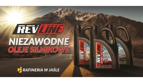 Oleje Revline Hercules Low Saps do samochodów ciężarowych