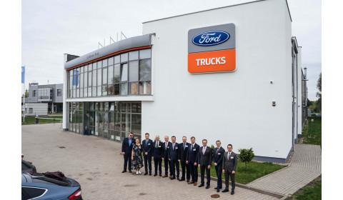 Ford Trucks službeno započinje s prodajom u Poljskoj!