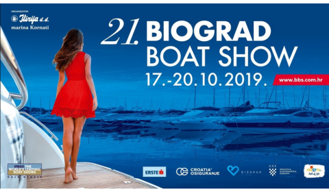 Inter Cars na 21. Biograd Boat Showu