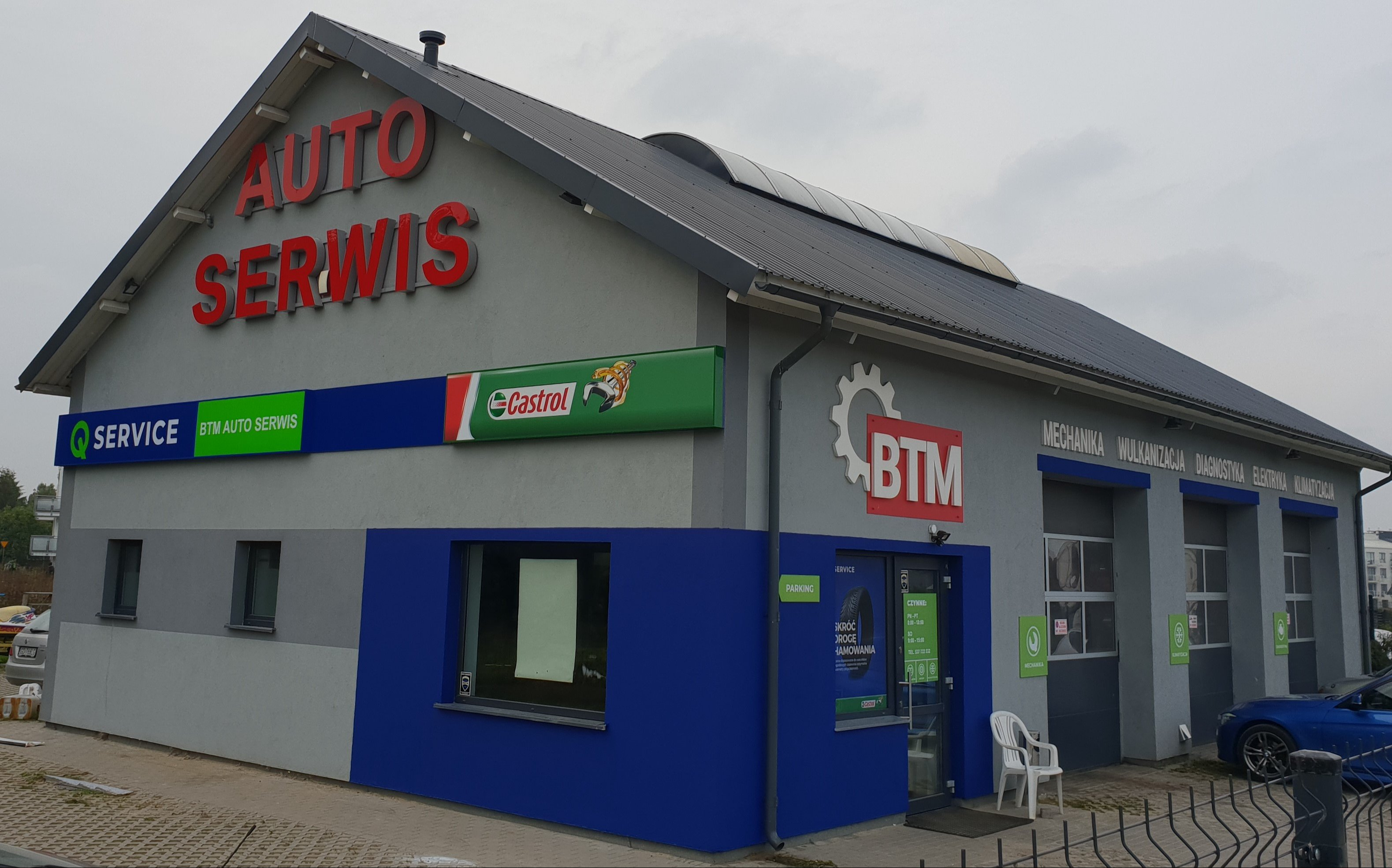 BTM AUTO SERWIS photo-0