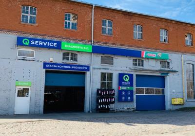 DIAGNOSTA S.C.      Stacja Kontroli Pojazdów i Auto Service