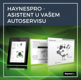 HaynesPro - program koji jamči stručnost i preciznost