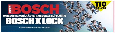 BOSCH X LOCK AKCIJA