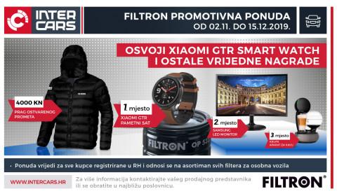 FILTRON promotivna ponuda - smart watch i ostale vrijedne nagrade