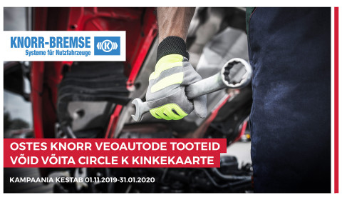 Knorr-Bremse kampaania