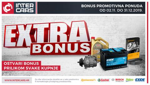 EXTRA BONUS - izvanredna promotivna ponuda