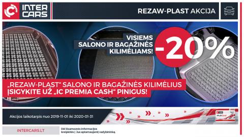 REZAW PLAST akcija
