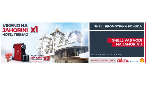 Shell i Inter Cars vas vode na Jahorinu