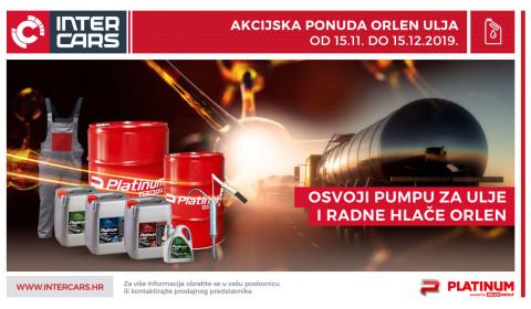 Orlen akcijska ponuda ulja za teretna vozila