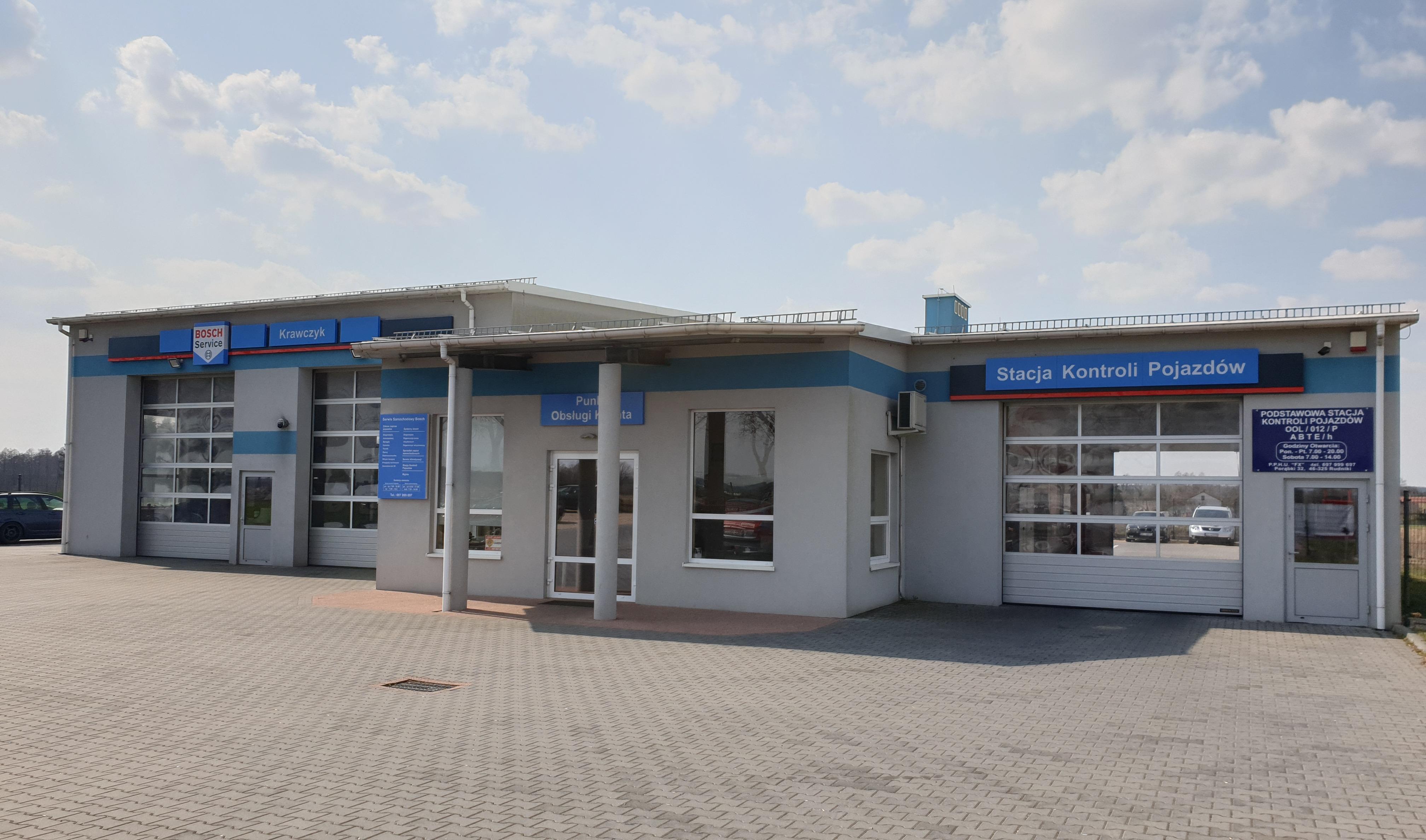 Bosch Car Service Krawczyk Rudniki photo-0