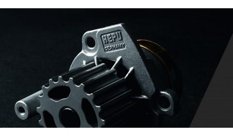 HEPU – mechanikas kontroliuoja paskirstymo mechanizmą