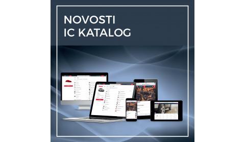 IC katalog - realno stanje zaliha