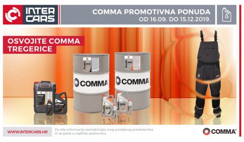 Promotivna ponuda - COMMA - tregerice