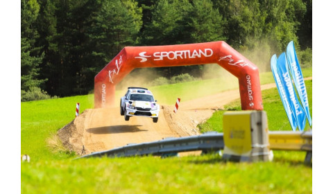 Inter Carsi kliendid Rally Estonial