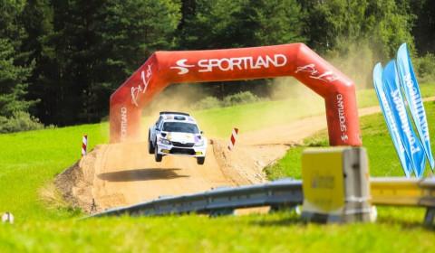 Inter Carsi kliendid Rally Estonial