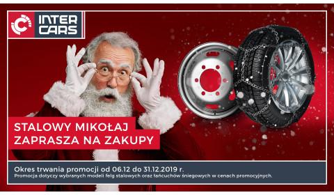 Sprawdź co przynosi w tym roku Stalowy Mikołaj?