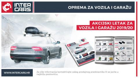 Zimski katalog opreme za vozila i garažu