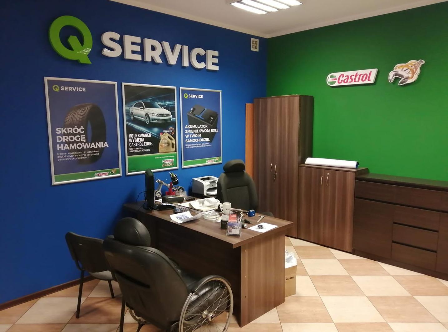 Q SERVICE CASTROL AUTO-ELEKTRO SERVICE MARCIN KRZEMIŃSKI photo-0