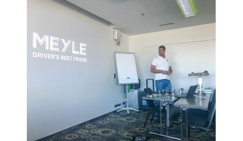 Mahle, Meyle ja NRF tehnilised koolitused